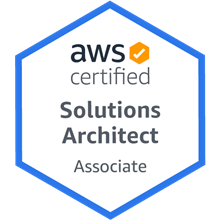 Certified AWS Solutions Architect